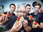 Sausage challenge to be hotly contested