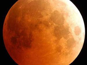 Set your sights on rare 'blood moon'