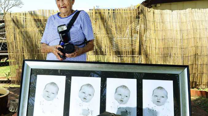 IMAGE MAKER: Zeta Brown has been a member of the Ipswich Photography Society for 35 years.