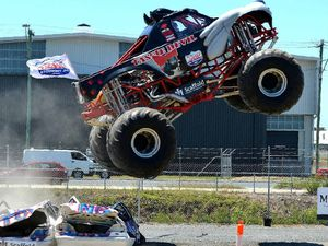 Expect truckloads of monster fun and carnage this weekend