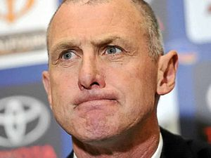Phil Walsh finally put to test with Crows