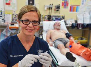 Nurses celebrated on International Nurses Day