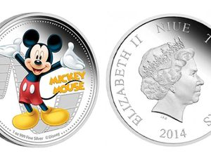 Mickey mouse money brings cash to island