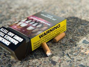 Youth smoking rates down