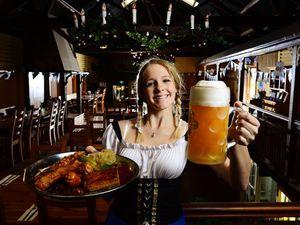 Viva Italia goes German for Oktoberfest