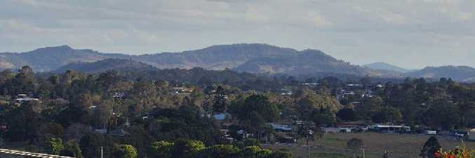 LOVE GYM{PIE: Views to the south and south-west of Gympie, where foreign investors have interests. PHOTO: GREG MILLER