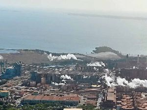 Alumina works get back to normal after cyclone