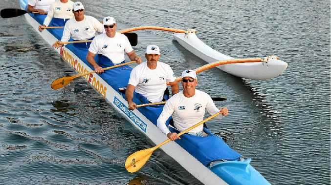 HAWAII BOUND: Mooloolaba Masters team are heading to Molokai for the world championships.