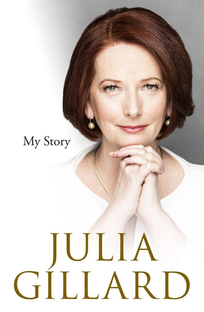 Julia Gillard's memior My Story will be released in October