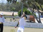 ON TARGET: Wanderers fast bowler Zac Honeybrook took 2 for 9 off 8 overs to restrict Yamba and set up victory for Wanderers in round one of the Lower Clarence Cricket Association's first grade competition at Yamba Oval on Saturday. Photo: Debrah Novak/The Daily Examiner