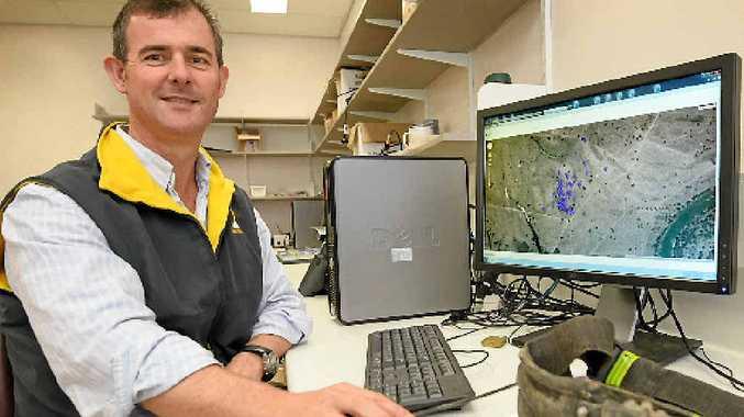Rockhampton Professor David Swain