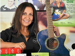 Shari moves from medicine to music