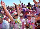 PHOTOS: Sunshine and rainbows galore at Swisse Color Run