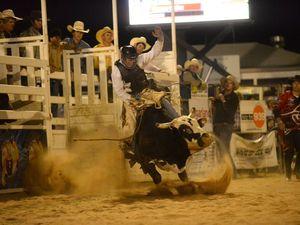 PBR Bull Riding 11th October