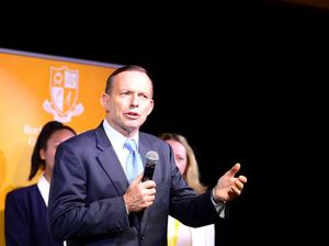Abbott to Rocky: Time to get over your 'dam phobia'