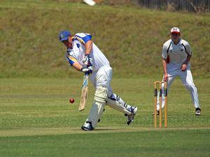 Cricket: Sawtell and Park Beach