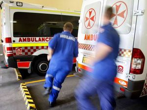 Paramedic attacked while rushing to medical call-out