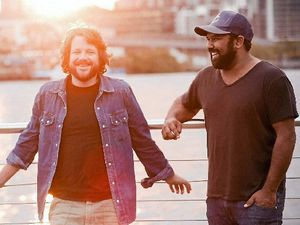 Busby Marou tours latest tunes along coast