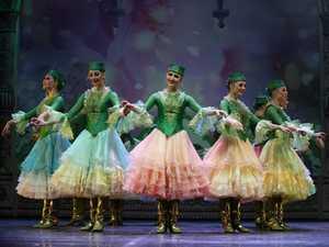 Spectacular show explores historical periods through dance