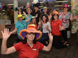 Hat Day at NAB Mackay