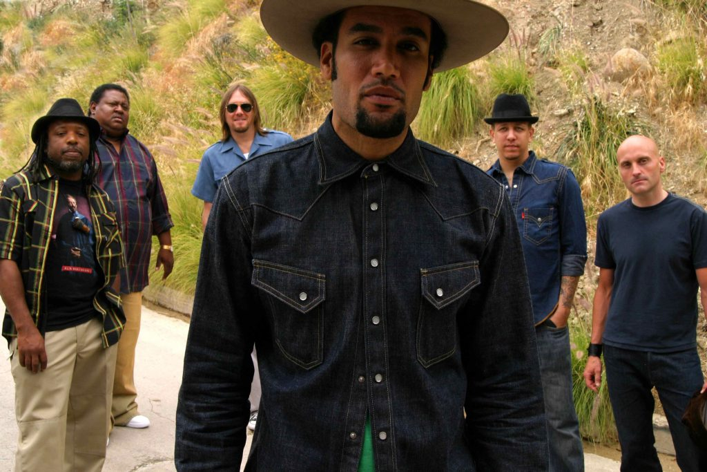 Ben Harper and the Innocent Criminals will play their first major global performance of their reunion at Bluesfest 2015.