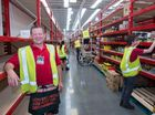 Bunnings' warehouse opening is near
