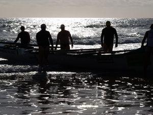 Surf Boat Training