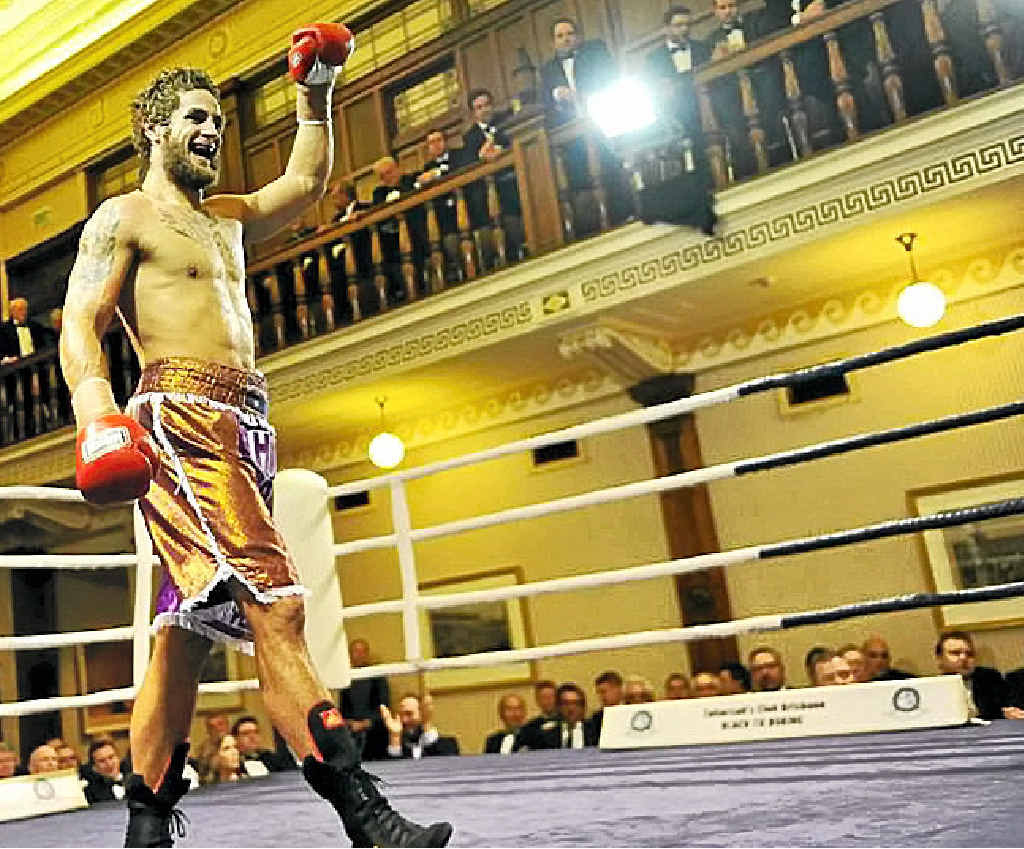WEIGHT GAIN: Dane Mulivai hopes the move to cruiserweight will pay off when he fights James Porter on November 6.