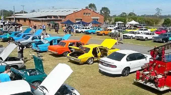 AUTO HEAVEN: There will be cars galore at this year's Northern Rivers Auto Spectacular.