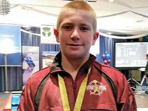 Fisler returns to Mackay as a national champion