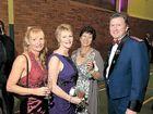 Senior Sergeant Julia Cook, Helen Jones, Judy Powell and Inspector Mark Jones.