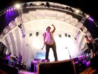 Electronic Vibes festival at the Rockhampton Music Bowl. Photo Allan Reinikka / The Morning Bulletin ROK060611arvibes1
