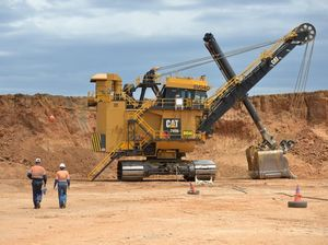 Mining industry drags corporate profit figures down