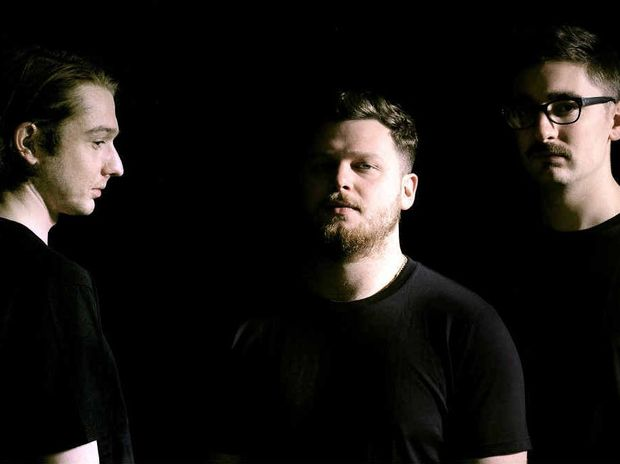 BIG-NAME ACT: Alt-J will be on the bill for 2014-15 Falls Festival in Byron Bay.