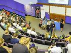 Youth forum delivers message of acceptance