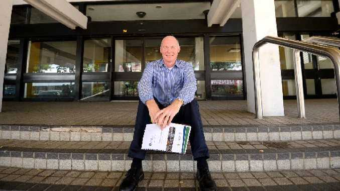 SUFFERING CQ: RDAFCW CEO Rees Banks hopes to see the employment rate in Rockhampton rise in the near future.