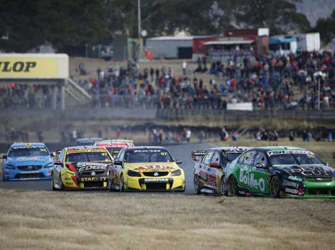 The V8 Supercars Series will be overhauled for 2017.