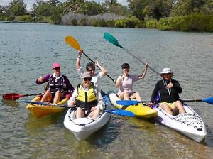 Kind kayak donation keeps teacher paddling