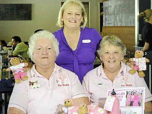 Cancer survivors all set for pink breakfast