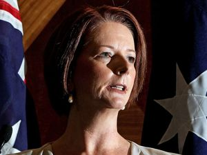 Gillard says rape threats are normal for high-profile women