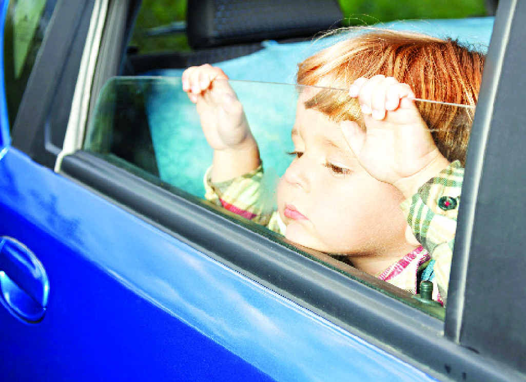 CONTROVERSIAL: Incidents of children being left in cars have placed a cloud over all parents.