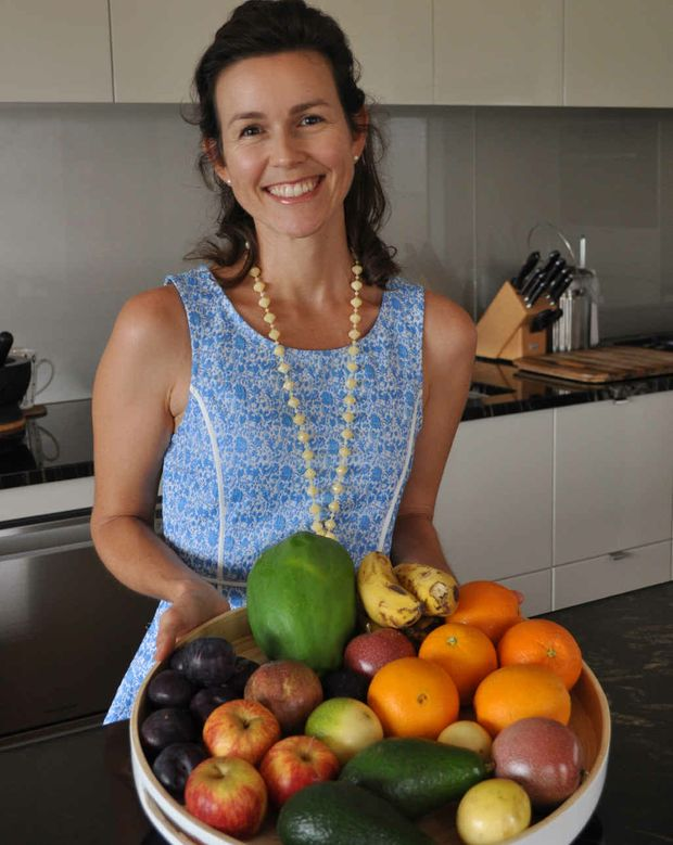 CLEAN BILLING: Angela Zagoren says she discovered the power of clean eating when she was searching for a cure following a diagnosis for MS.