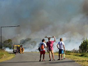 Two teenagers charged over Sunrise Beach deliberate blaze