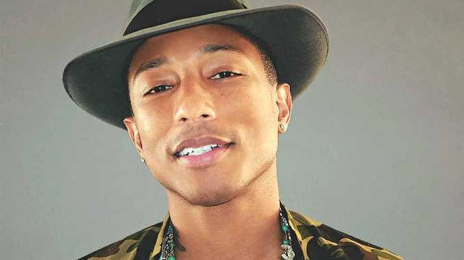A time capsule representing 2014 might feature a recording of Pharrell Williams's song Happy on repeat.