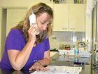 Scam caller fails to take 'easy option'