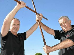Martial artists arrive from Tenterfield