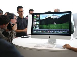 New iMac  has seven times amount of pixels in HD TV