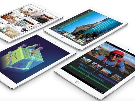 Apple has unveiled a new range of iPads which its says are faster and thinner