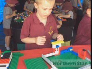 Lego at the North Coast National