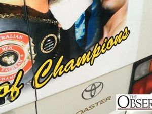 Gladstone Amateur Boxing Club's bus is back